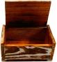 Schmuckkästchen, Holzschachtel in 2 Größen (Größe - 7*15*10 cm)