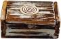 Schmuckkästchen, Holzschachtel in 2 Größen (Größe - 4,5*11*7 cm)