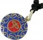 Tibetkette Lotus, Buddha eye Halskette