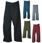 Spodnie z Nepalu