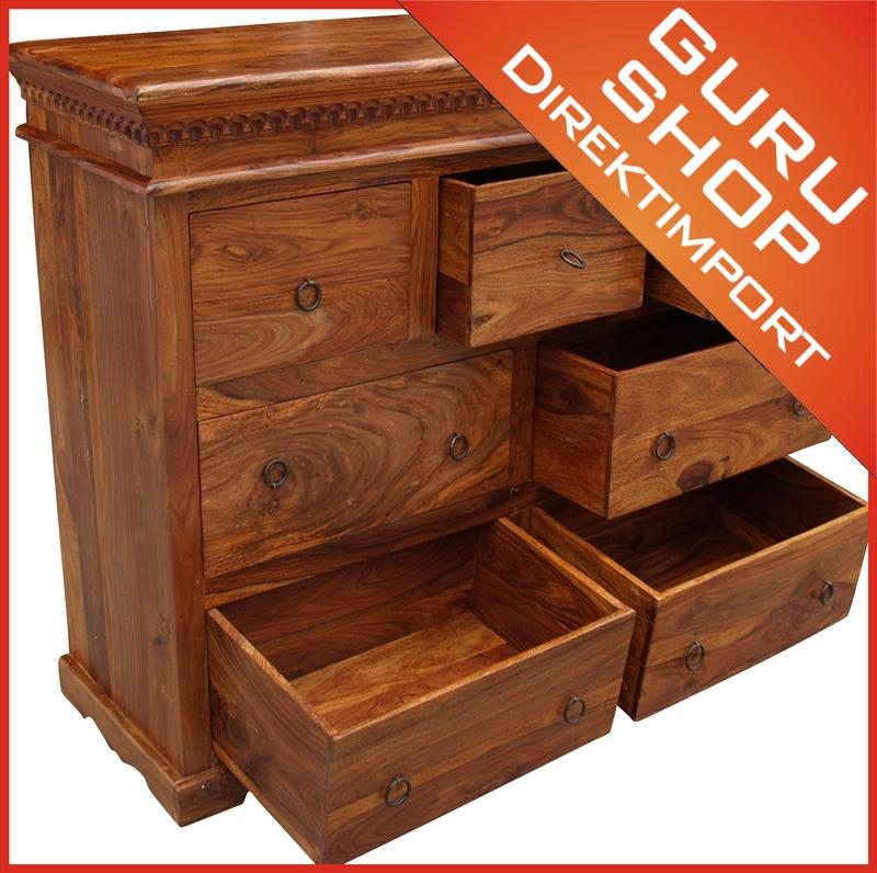 barmer kommode sideboard r941 100 120 42 cm ebay. Black Bedroom Furniture Sets. Home Design Ideas