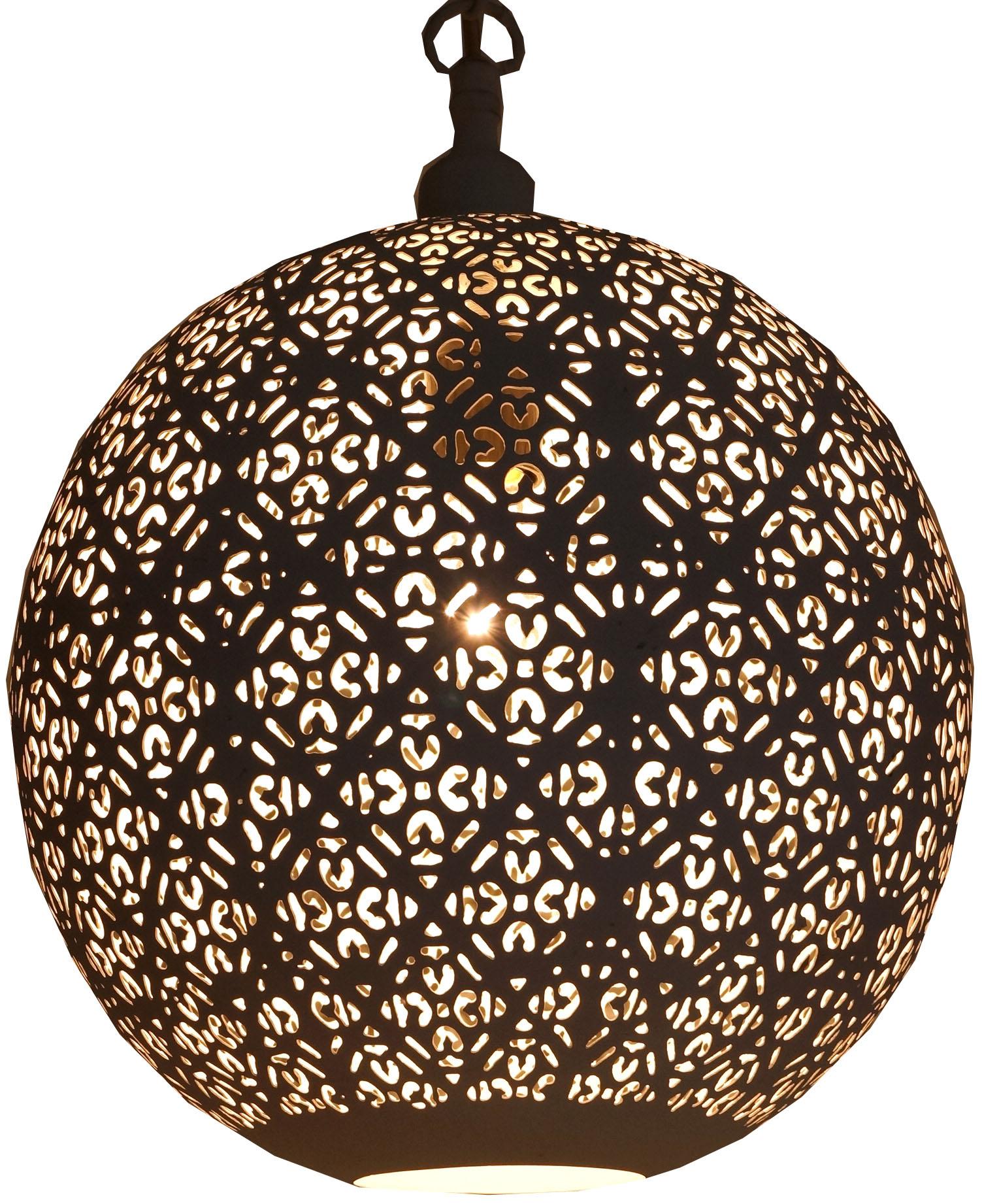 orientalische deckenleuchte kugel wei. Black Bedroom Furniture Sets. Home Design Ideas