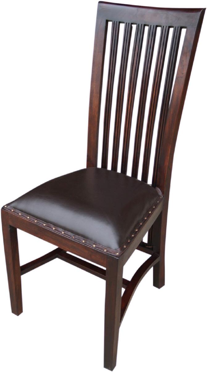 stuhl im kolonialstil 1. Black Bedroom Furniture Sets. Home Design Ideas