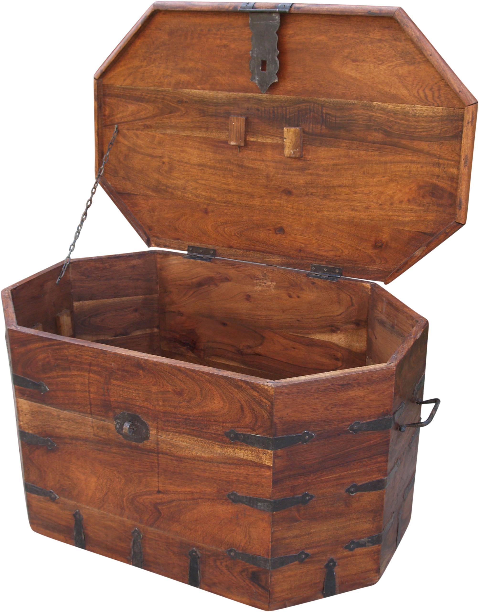 kolonialstil truhe tisch r349 33x70x40 cm. Black Bedroom Furniture Sets. Home Design Ideas