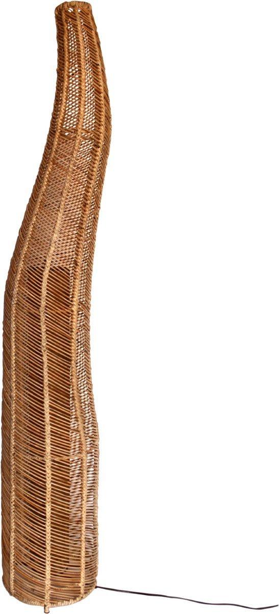 Stehlampe / Stehleuchte `Toledos 90-150 cm in Bali handgemacht aus ...