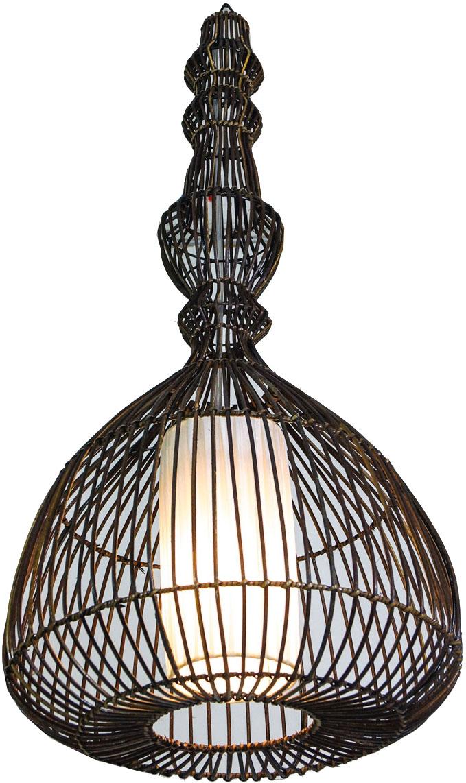 Deckenlampe Deckenleuchte Caramba In Bali Handgemacht Aus