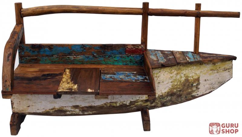 sitzbank boot 110 190 60 cm ebay. Black Bedroom Furniture Sets. Home Design Ideas