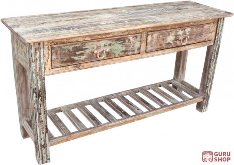 Sideboard holz antik  Antik-Sideboard / Flurtisch JH8-638 - 60*40*40 cm | eBay