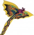 Dragon, kite, room decorationration