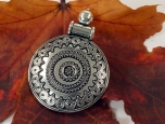 Silver pendants `Rajasthan`