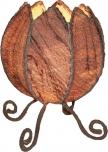 Kokosfaserleuchten