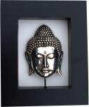 Buddhakopf Wandbild
