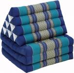Thaikissen, Tagesbett mit 3 Auflagen TK3-42