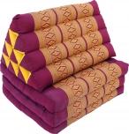 Thaikissen, Tagesbett mit 3 Auflagen TK3-23