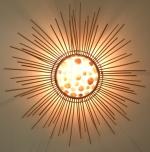 Sun wall lamp lakkadiva