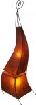 Henna - Leder Stehleuchte Mauretania 118 cm