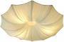 Deckenlampe / Deckenleuchte Datura- handgefertigte Designleuchte aus Bali, Seidenstoff, handgemacht in Bali, Baumwolle