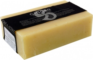 Handgemachte Duftseife, Ingwer, 100 g, Fair Trade