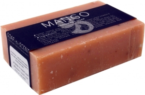 Handgemachte Duftseife, Mango, 100 g, Fair Trade