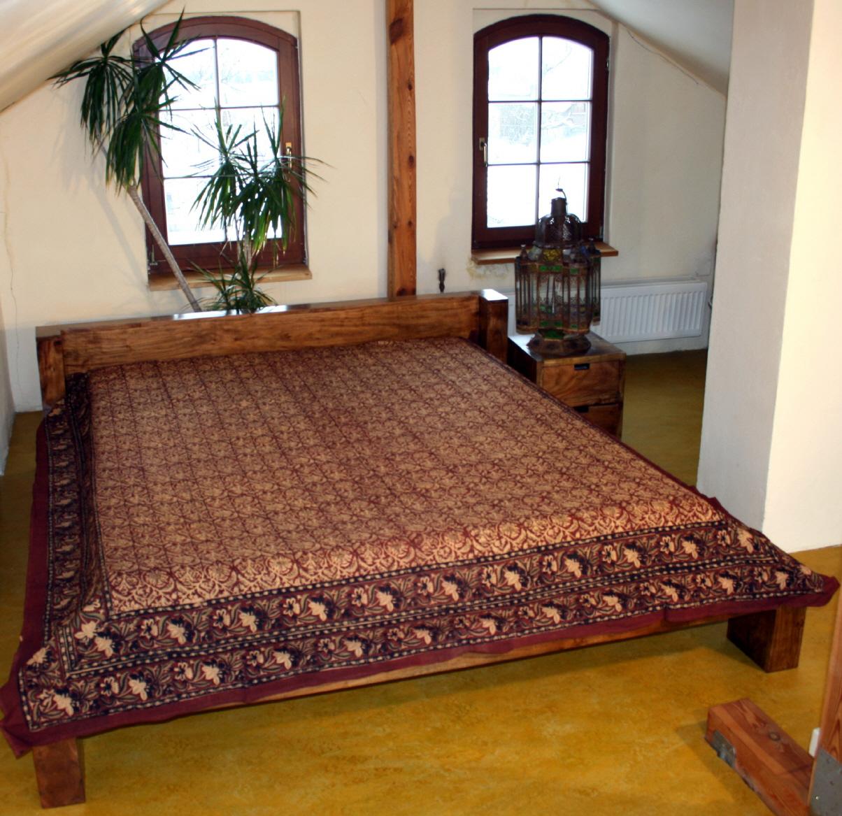blockdruck tagesdecke bett sofa berwurf. Black Bedroom Furniture Sets. Home Design Ideas