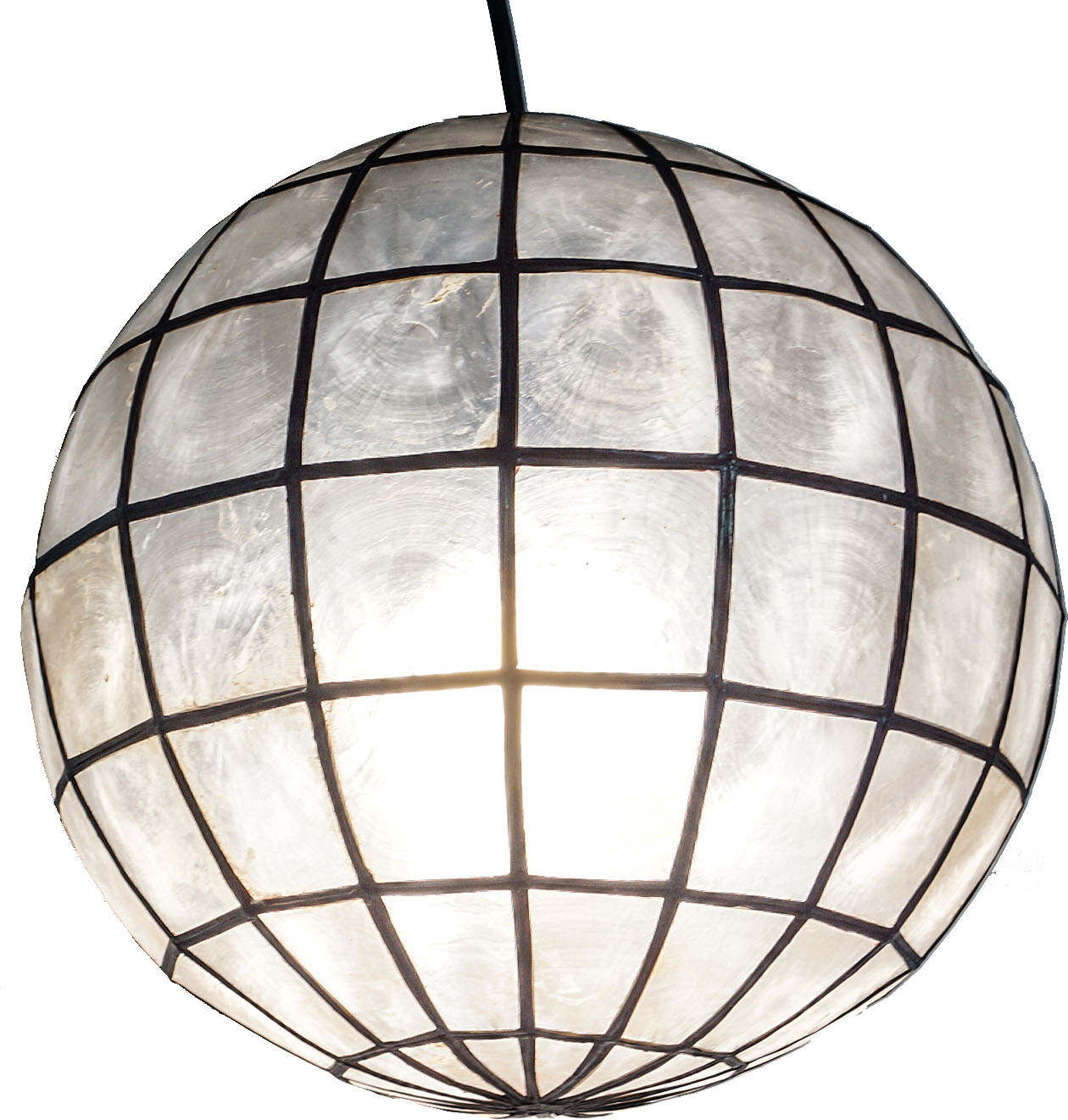 Pendulum Lamp Kokopelli Pricessa Ball H1213