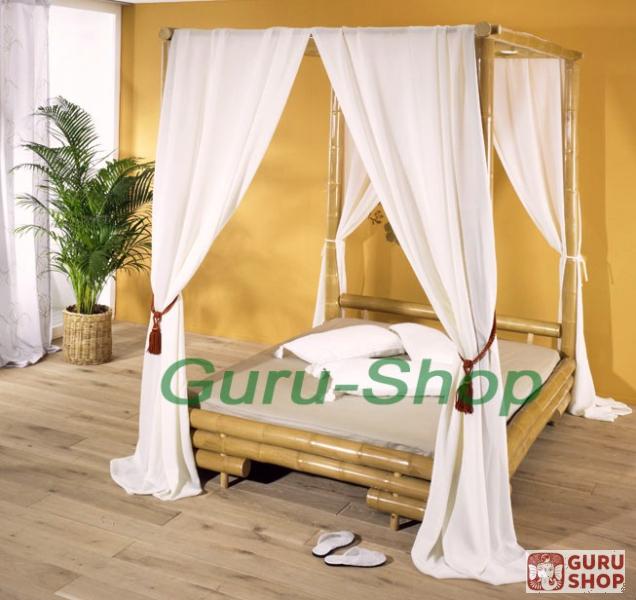 bambus himmelbett laos in vielen gr en. Black Bedroom Furniture Sets. Home Design Ideas