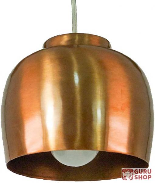 Kupfer deckenlampe deckenleuchte agra 12x15x15 cm - Wandhaken kupfer ...