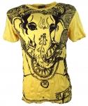 Sure T-Shirt Ganesh - gelb
