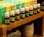 Duftöle und Henna