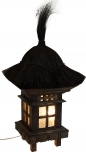 Bali garden lamp 1 incl.. outdoor cable