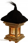 Bali garden lamp 2  incl. outdoor cable